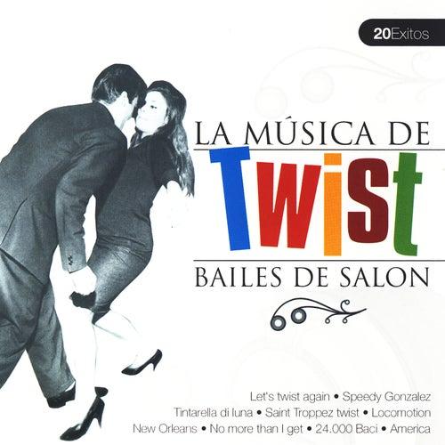 Bailes De Salón Twist  (Ballroom Dance Twist) by Various Artists