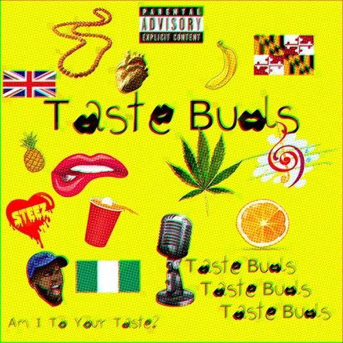 Taste Buds by Timi Turnup