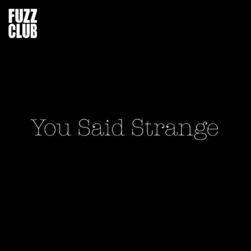 Fuzz Club Session de You Said Strange