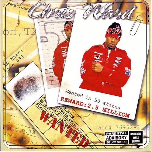 Wanted by Chris Ward