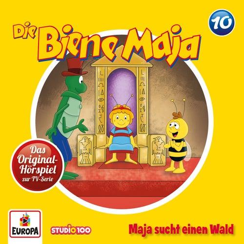 10/Maja sucht einen Wald von Die Biene Maja