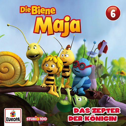 06/Das Zepter der Königin (CGI) von Die Biene Maja