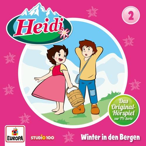 02/Winter in den Bergen von Heidi