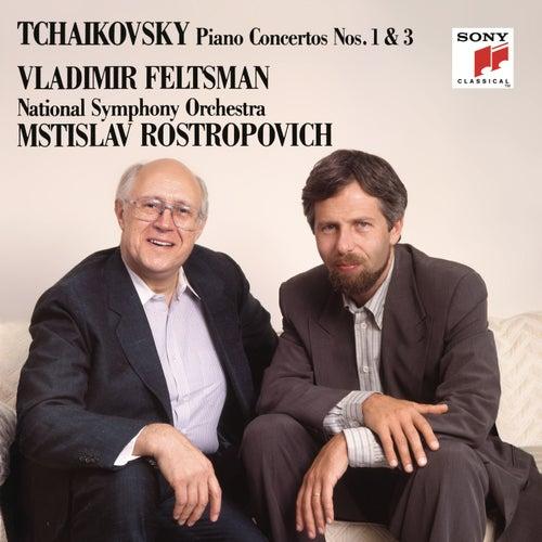 Tchaikovsky: Piano Concertos Nos. 1 & 3 de Vladimir Feltsman