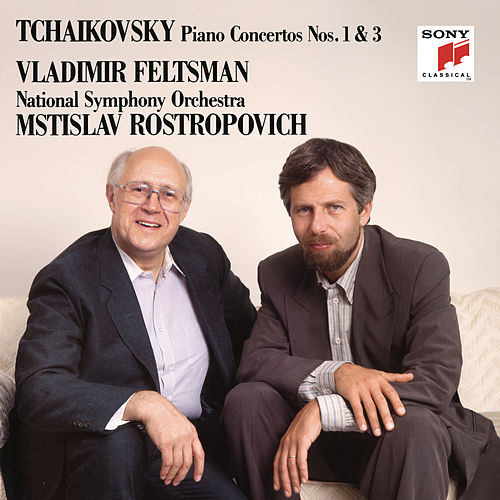 Tchaikovsky: Piano Concertos Nos. 1 & 3 von Vladimir Feltsman