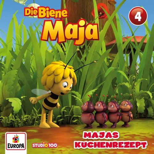 04/Majas Kuchenrezept (CGI) von Die Biene Maja