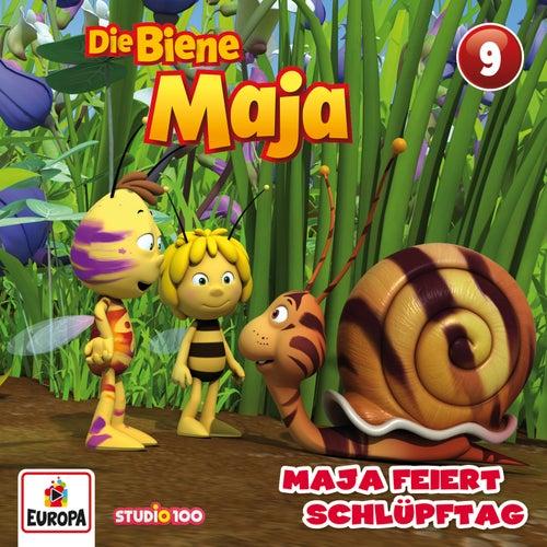 09/Maja feiert Schlüpftag (CGI) von Die Biene Maja