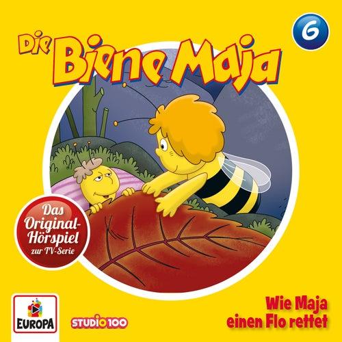 06/Wie Maja einen Floh rettet von Die Biene Maja