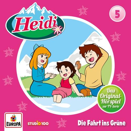 05/Die Fahrt ins Grüne von Heidi