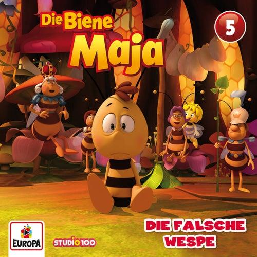 05/Die falsche Wespe (CGI) von Die Biene Maja