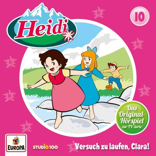 10/Versuch zu laufen, Clara! von Heidi