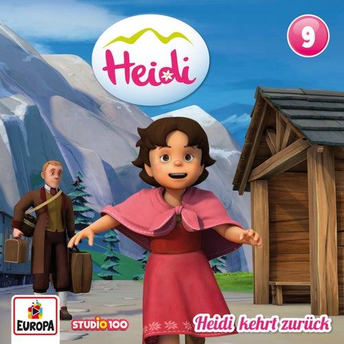 09/Heidi kehrt zurück  (CGI) von Various Artists