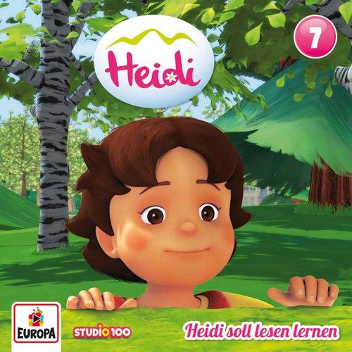 07/Heidi soll lesen lernen  (CGI) von Heidi