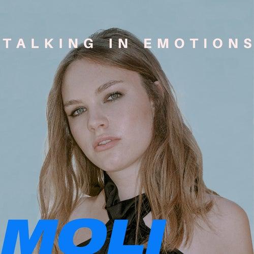Talking in Emotions von Moli