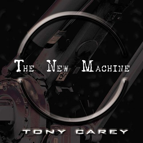 The New Machine de Tony Carey