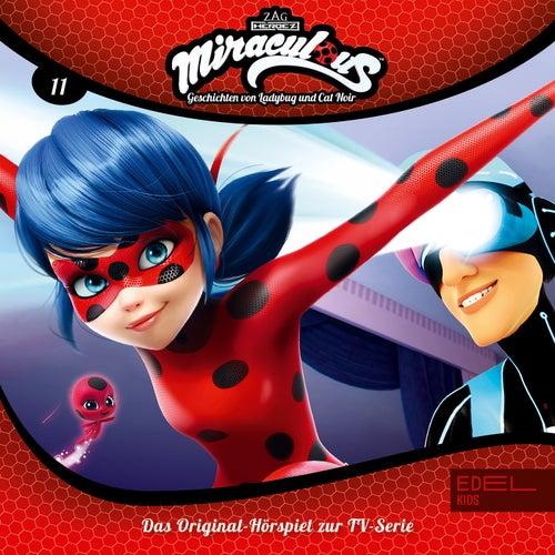 Folge 11: Der Superfan / Tikki ist krank (Das Original-Hörspiel zur TV-Serie) von Miraculous
