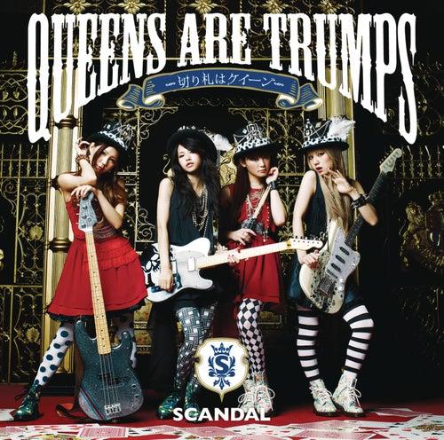 Queens Are Trumps Kirihudawa Queen de Scandal