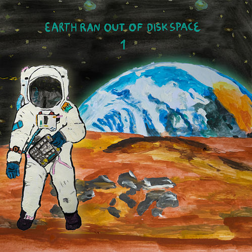 Earth Ran Out Of Disk Space 1 by Andrew Applepie