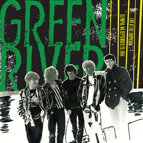 Live at the Tropicana by Green River