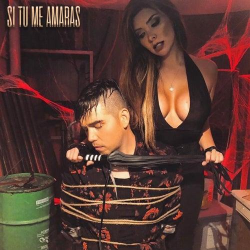 Si Tu Me Amaras by Gino Valerio