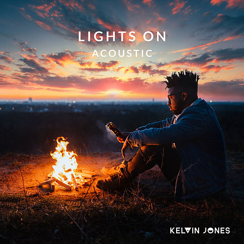 Lights on (acoustic) by Kelvin Jones