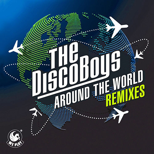 Around the World (Remixes) (Edits) von The Disco Boys