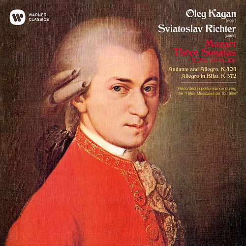 Mozart: Violin Sonatas Nos 23, 26, 27 & 31 (Live, Grange de la Besnardière, 1974) de Sviatoslav Richter