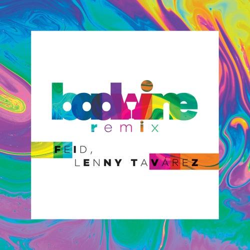 badwine (Remix) by FEID