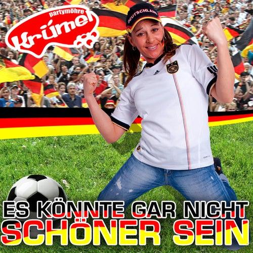 Es könnte gar nicht schöner sein (WM 2010 Edition) von Krümel