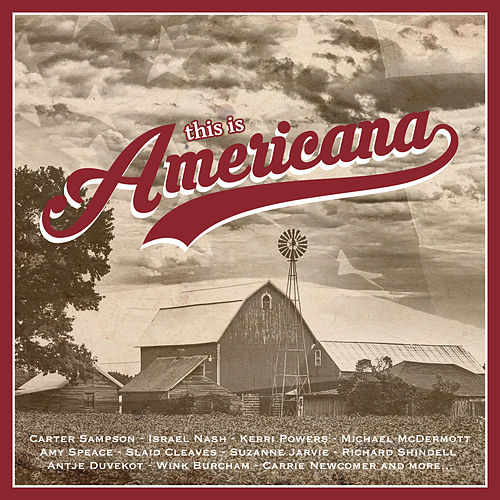 This is Americana by Various Artists