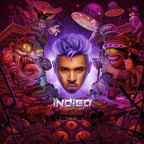 Heat (feat. Gunna) by Chris Brown