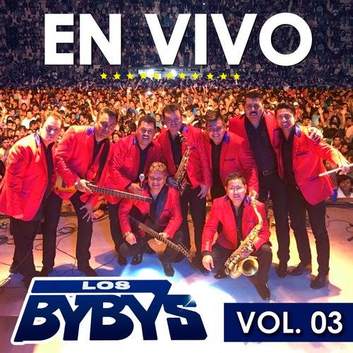 En Vivo Con Vol. 3 de Los Bybys