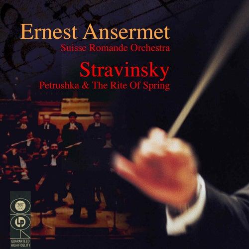 Stravinsky: Petrushka & The Rite Of Spring von Suisse Romande Orchestra