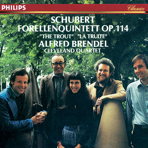 Schubert: Piano Quintet 'The Trout' by Alfred Brendel