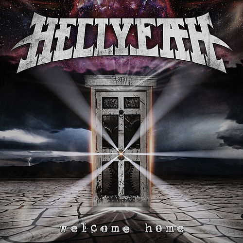 Welcome Home de Hellyeah