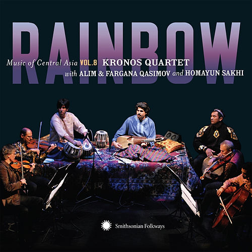Music of Central Asia Vol. 8: Rainbow de Various Artists