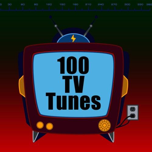 100 TV Tunes de The TV Theme Players