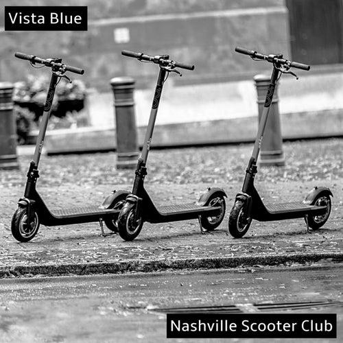 Nashville Scooter Club von Vista Blue