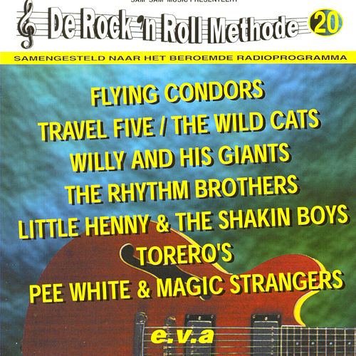 De Rock 'n Roll Methode Vol. 20 by Various Artists