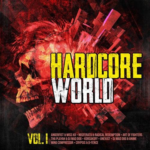 Hardcore World, Vol. 1 de Various Artists