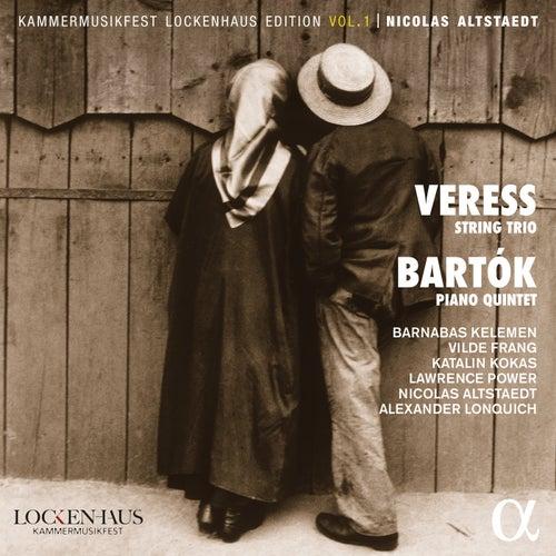 Veress String Trio / Bartók Piano Quintet von Vilde Frang