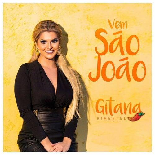 Vem São João (Cover) de Gitana Pimentel
