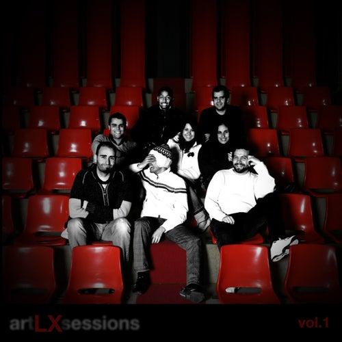 ArtLisboa (ArtLXsessions) (Vol.1) de Rute Alves Heber Marques