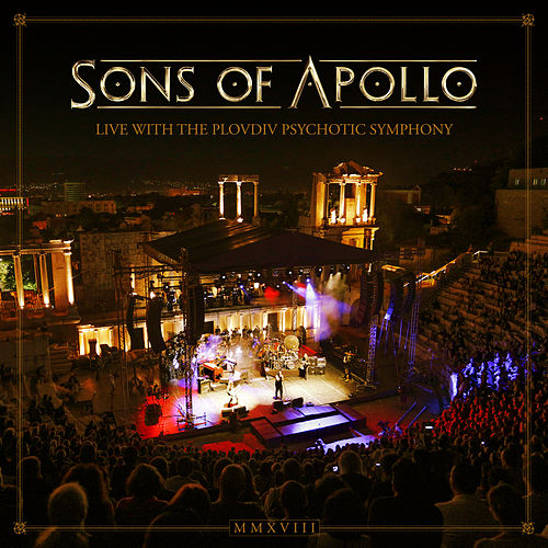Live With The Plovdiv Psychotic Symphony di Sons Of Apollo