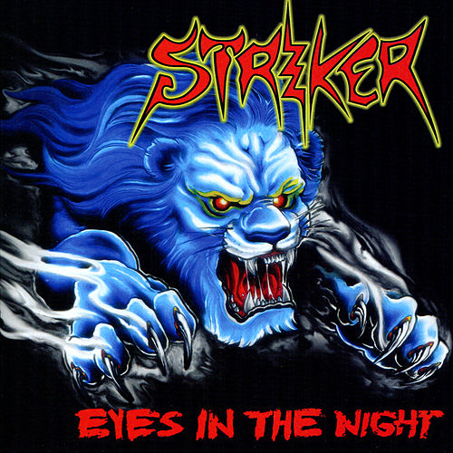 Eyes In The Night by Striker
