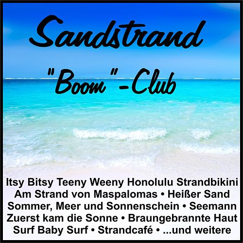 Sandstrand 'Boom' Club de Various Artists