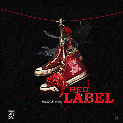 King Locust Presents: Red Label de Various Artists