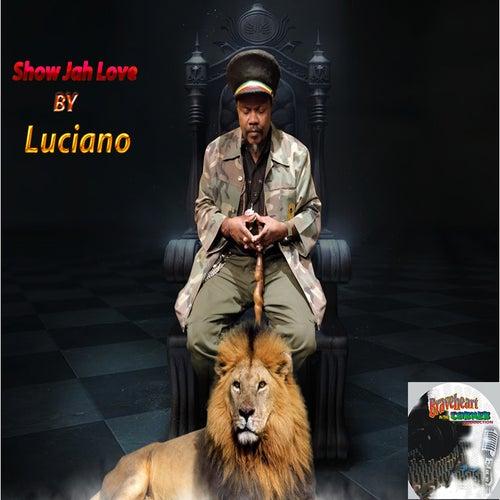 Show Jah Love von Luciano