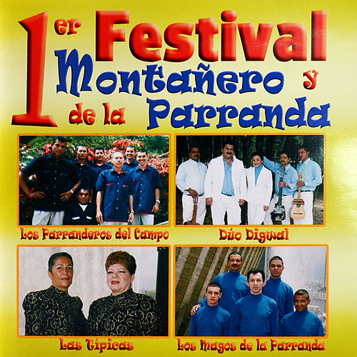 1Er Festival Montañero y de la Parranda von Astor Piazzolla