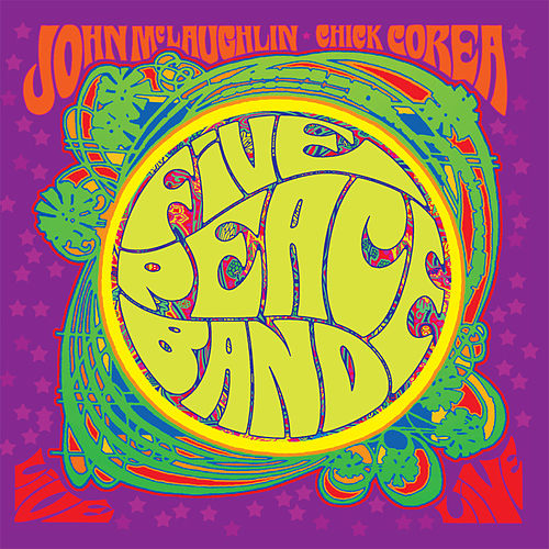 Five Peace Band Live (iTunes) de Chick Corea